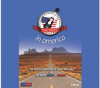 The Ukes in America (DVD)
