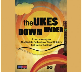 The Ukes Down Under (DVD)