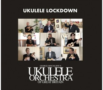 The Ukulele Lockdown DVD