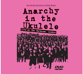 Anarchy in the Ukulele (DVD)
